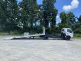 デルタトラック  セミフラット積載車