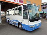 エアロミディ  29人乗マイクロバス送迎仕様貫通トランク
