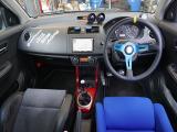 スイフト 1.6 スポーツ リミテッド ブリッツ車高調ラジエターSSRアルミ
