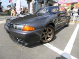 スカイラインGT-R 2.6 4WD 5MTターボ ニスモバンパー&Hライト