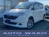 ステップワゴン 2.0 G 4WD ☆4WD☆ナビ☆TV☆Bカメラ☆ETC