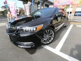 レジェンド 3.5 ハイブリッド EX 4WD サンルーフ 黒革PWシート インターナビ