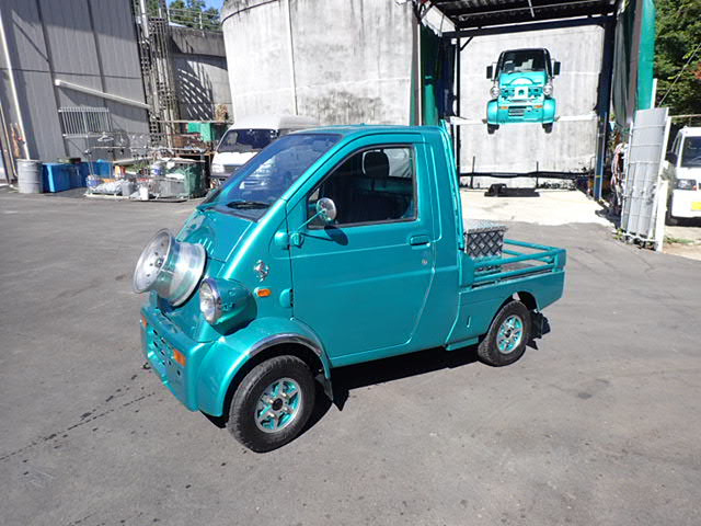 ダイハツ ミゼットII Dタイプ H8 軽トラック 1人乗 車検付