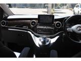 Vクラス V220d アバンギャルド ロング 保証付・Rセーフティ・レザー・360度