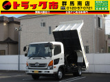 レンジャー  3.55t積・中型強化ダンプ・AT