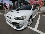 ランサーエボリューション 2.0 GSR X 4WD ターボ 外フルエアロ18AWローダウン