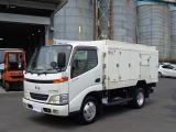 デュトロ  高圧洗浄車 シンショー製 SJD2773