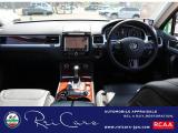 トゥアレグ V6 ブルーモーションテクノロジー 4WD ナビ 地デジ 全方位カメラ