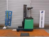 トヨタL&F 電動フォークリフト 1.0t バッテリーリーチ