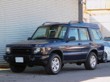 ディスカバリー SE 4WD ベージュ内装 ハーフレザー
