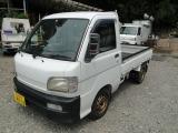 ハイゼットトラック デラックス 4WD AC,PS,5MT,CD,MD,ラジオ