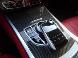 AMGカーボンファイバーインテリアトリム
