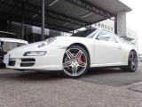 911 カレラ4S ティプトロニックS 4WD ディーラー車 ディーラー車 スポーツクロノパッ...