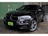 X6 xドライブ 35i Mスポーツ 4WD 6か月走行距離無制限保証付 1オーナー
