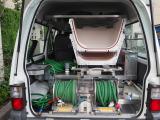 ボンゴバン  移動入浴車 ワンオーナー 4WD