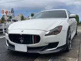 クアトロポルテ/GT S
