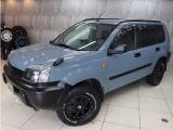 エクストレイル 2.0 S 4WD 新品アルミ&新品タイヤ インナーBKライト
