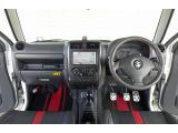 ジムニーシエラ 1.3 ワイルドウインド 4WD 5MT アピオリフトアップ45mm 合皮シート ...