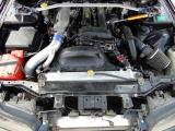 シルビア 2.0 スペックS ターボエンジン載替 6速MT