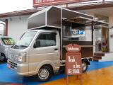 NT100クリッパー DX 新規製作オリジナルキッチンカー
