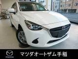 デミオ 1.3 13S 4WD 純正ナビTV シートヒーター 冬タイヤ付