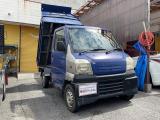 ミニキャブトラック  ダンプ 4WD エアコン/パワステ/AT