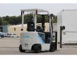 ユニキャリア バッテリータイプ フォークリフト フォークリフト 1トン EV AT