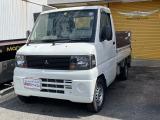 ミニキャブトラック  4WD三方開/アコン/パワーステアリング