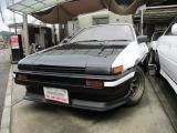 スプリンタートレノ 1.6 GT アペックス 92後期エンジン ワタナベ15深リム