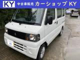 ミニキャブバン CD 4WD 4WD  AT  ナビ ETC キーレス