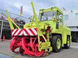 ニッセキ(NICHIJO) ロータリー除雪車 ベースグレード ロータリー除雪車 5.8D