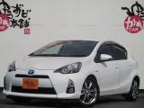 トヨタ アクア 1.5 G ツーリングPKG地デジクルコン後席モニタ