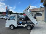 ハイゼットトラック 多目的ダンプ 電動プロテクタータイプ 4WD オートマ 車検令和5年9月