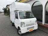 スクラムトラック KC スペシャル 即納可新品キッチンBOX付き移動販売車