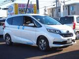 フリード 1.5 G ホンダセンシング 4WD 純正メモリーナビTV ナビ連動ETC車載器