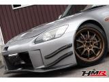 S2000 2.0 レイズ17AW テイン車高調 社外マフラ