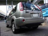 エクストレイル 2.0 S 4WD 5速 1オーナー 記録簿 禁煙車 ナビ