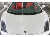 ガヤルドスパイダー LP560-4 eギア 4WD 正規D車後期 各所ブラックペイント 赤革