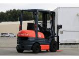 トヨタL&F エンジンフォークリフト フォークリフト 1.5トン G MT