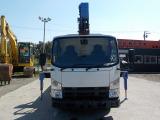 エルフ  2トン4段クレーン 4WD ラジコン