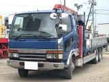 ファイター  増トン/5.7t/ロングジャッキ/6MT