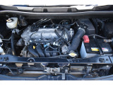 バルブマチック付きエンジン搭載で燃費向上モデル