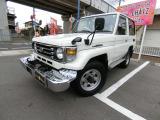 ランドクルーザー70 4.2 LX ディーゼル 4WD 希少3ドア 5MT 4ナンバー登録