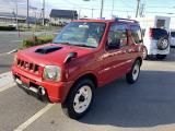 ジムニー XC 4WD クリーニング済 軽自動車