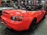 S2000 2.0 F20C型VTECステンマフラRG車高調