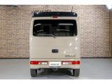 エブリイワゴン JPターボ ベージュ塗装 リフトアップ 社外アルミ