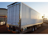 ギガ 冷凍車 13.6t 4軸 低温 総輪エアサス