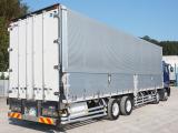 スーパーグレート 冷蔵冷凍車 冷凍ウィング 420馬力 総輪エアサス