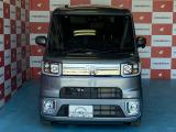 ウェイク G ターボ リミテッド SAIII 4WD バックカメラ ステアリングリモコン