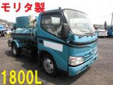 デュトロ  1800KL バキュームカー モリタ